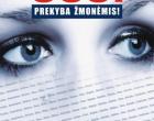 """Programos plakatas """"Sos! Prekyba žmonėmis"""", 2006 m."""