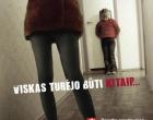 """Programos plakatas """"Viskas turėjo būti kitaip..."""" , 2004 m., 2015 m."""