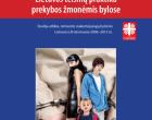 """R.Sarapas, dr. A.Šakočius """"Lietuvos teismų praktika prekybos žmonėmis bylose"""", 2015 m."""